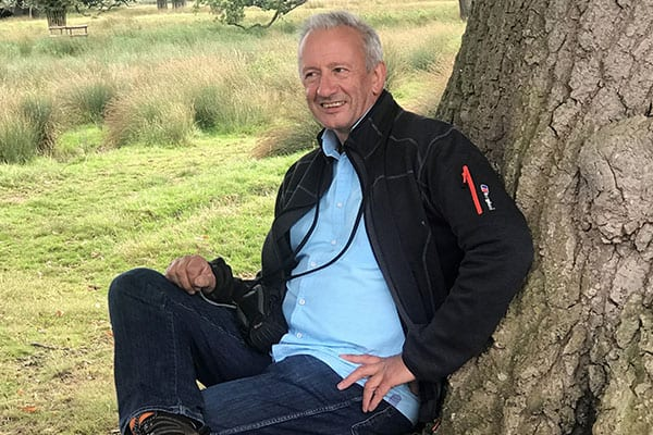 Chris Knapman - arboricultural consultant